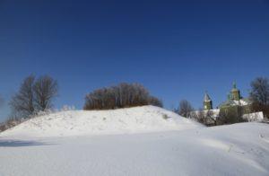 Городище в Хиславичах