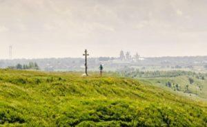 Городище в Волоколамске