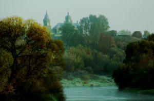 Городище в поселке городского типа Хиславичи