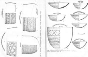 Керамика с поселения раннего бронзового века Галово 2