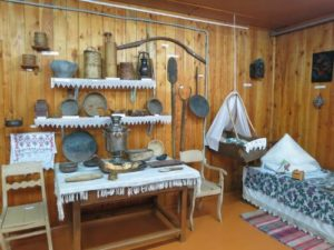 Краеведческий музей в селе Усть-Ухта