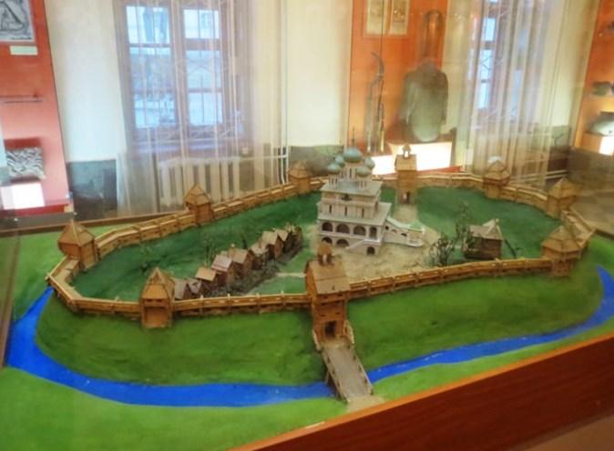 Реконструкция кремля в Дмитрове