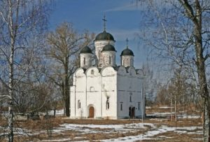 Церковь Архангела Михаила на Микулином городище