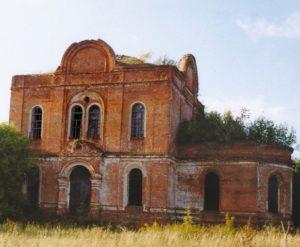 Церковь Воскресения Христова в Зорино