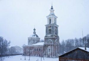 Рожденственский собор на Верейском кремле