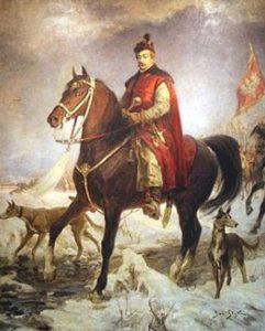 Ян Замойський