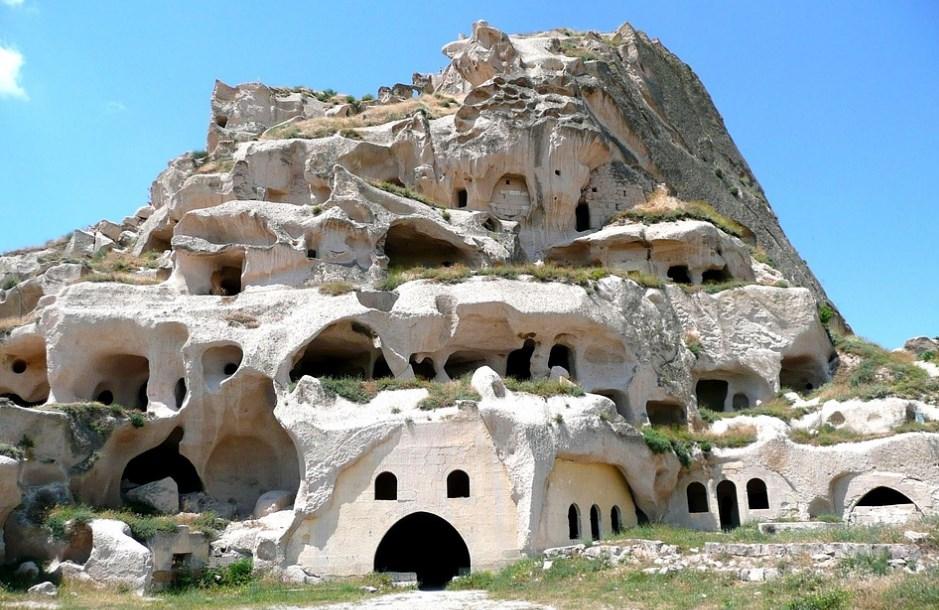Печерне місто