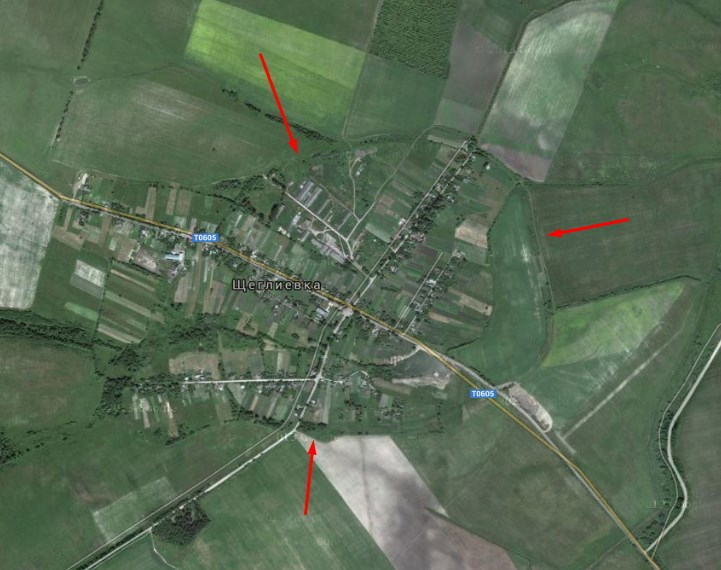 Супутниковий знімок