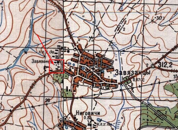 Карта 1989 року