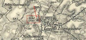 Карта початку ХХ століття