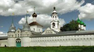 Кремль в городе Ярославль