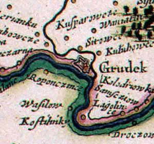 Карта Боплана