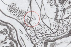 Карта фон Міга 1782 року
