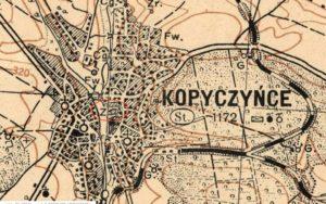 Карта 1930 року