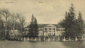 Палац Баворовських