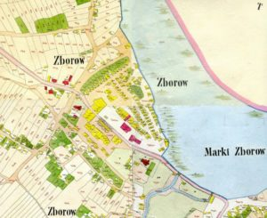 Кадастрова карта 1830 року