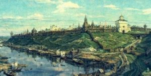 Переславль-Рязанский, сегодня - город Рязань