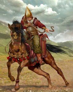 Кіммерійський воїн