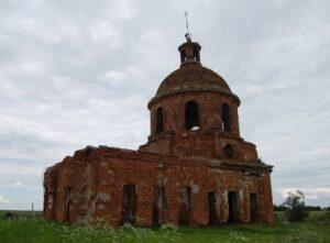 Церковь Казанськой иконы Божьей Матери в Ромоданов