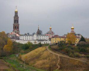 Иоанно-Богословский монастырь в селе Пощупово