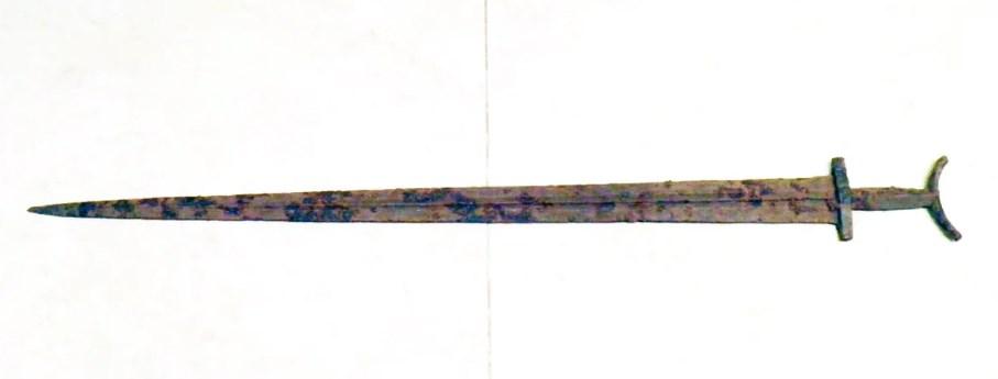 Ранньосарматський меч
