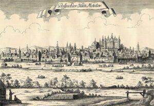Могилів у XVIII столітті