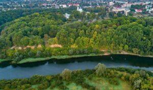 Замкова гора у Пропойську
